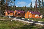 Guest Houses Aist On Mount Long In  Nizhny Tagil. Russia