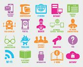 Set Of Seo And Internet Service Icons - Part 6