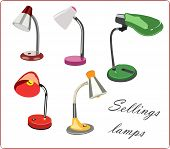 Lamps collections