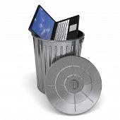 Destruindo o computador
