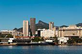 Rio de Janeiro Downtown Skyline