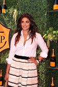 LOS ANGELES - OCT 11:  Rachel Roy at the Fifth-Annual Veuve Clicquot Polo Classic at Will Rogers State Historic Park on October 11, 2014 in Pacific Palisades, CA