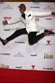 LOS ANGELES - OCT 10:  Terry Crews at the 2014 NCLR ALMA Awards Press Room at Civic Auditorium on October 10, 2014 in Pasadena, CA