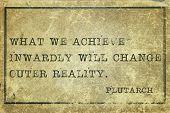 Achieve Plutarch