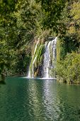 Plitvice Lakes Of Croatia