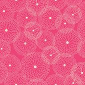 Seamless floral pattern. Texture of geogin and pions.