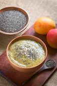 picture of salvia  - Healthy chia seed  - JPG