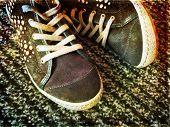 Fashionable Teenage Shoes