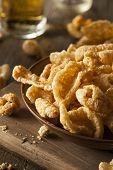 Homemade Fatty Pork Rinds