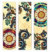 picture of batik  - Paisley batik background - JPG