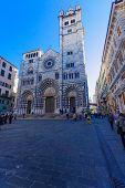 San Lorenzo, Genoa