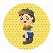 pic of boy scouts  - Scout Theme Elements - JPG