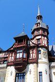 stock photo of neo  - Castle in Romania - JPG