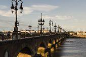 image of bordeaux  - Bridge view - JPG