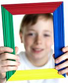 Color Picture Frame