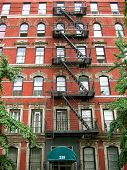New York City Fire Escape