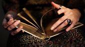 El libro abierto