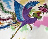 Vermilion Bird Chinese Mythology