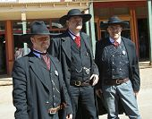 Ein Earps Helldorado, Tombstone, Arizona