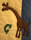 Quilted Giraffe