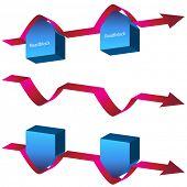 An image of a navigating roadblocks chart.