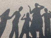 A Shadow Family Of Fun