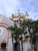 Memorial Presbyterian Church, St. Augustine, Fl