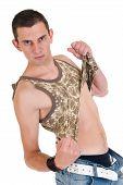 Male Gigolo, Stripper