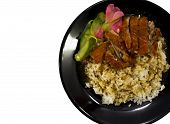 Thai Roast Duck Over Rice