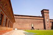 Sforzesco Castle, Milan