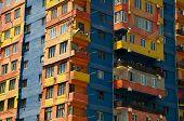 Colorfull baracks