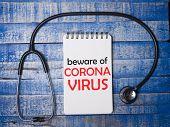 Corona Virus, Mysterious Viral Pneumonia In Wuhan, China. Similar To Mers Cov Or Sars Virus (severe  poster