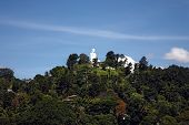 picture of budha  - huge budha statue on top of the hill - JPG