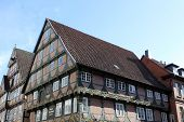 Half-timbered buildings - Celle, Germany