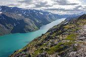 Besseggen, Norway