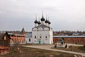 Ancient Orthodox Churches in Zaraysk