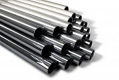 Industrial Metal Tubes