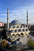 Tunahan Mosque, Istanbul, Turkey