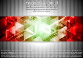 Business technology abstract background. Vector design eps 10