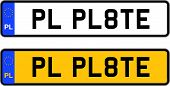poland number plate