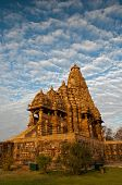 Kandariya Mahadeva Temple, Dedicated To Shiva, Western Temples Of Khajuraho, UNESCO site.