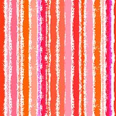 Striped pattern in tropical coral red