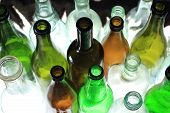 Bottles Background