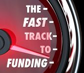 The Fast Track to Funding Speedometer Financing