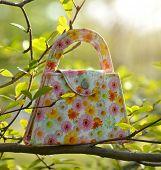 Beautiful small handbag