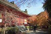 Tanzan Shrine, Sakurai City, Nara Prefecture