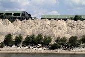 Coastline Sand Hill