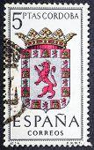 Arms Of Provincial Capitals Shows Cordoba