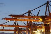 Hamburg - Container Terminal Burchardkai