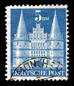 Germany stamp 1948